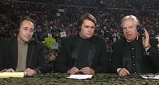 WCW World War 3 1997 Review - Mike Tenay, Tony Schiavone, Bobby 'The Brain' Heenan