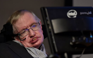 """This will be a new form of life"": Stephen Hawking says artificial intelligence robots will replace humans COMPLETELY"