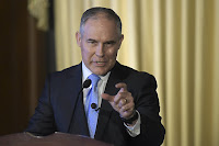 Scott Pruitt (Credit: Susan Walsh/AP/File) Click to Enlarge.