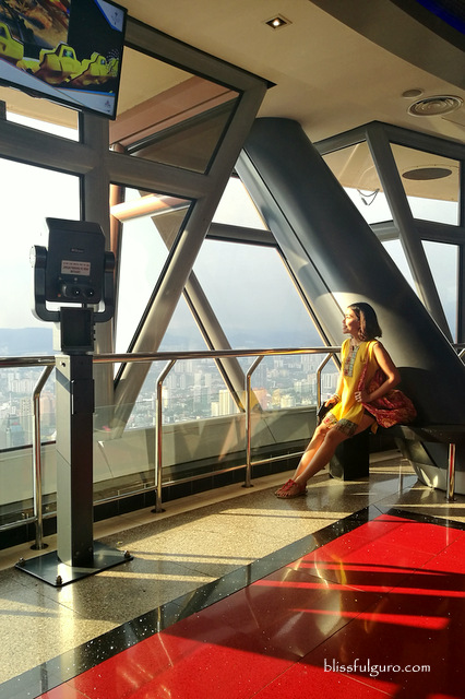 KL Tower Kuala Lumpur Observation Deck