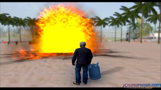 Bom Gas Elpiji 12Kg Gta San Andreas 3
