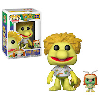 Pop! Television: Fraggle Rock Wembley with Doozer