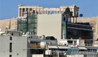 Πολεοδομικό έγκλημα στην Ακρόπολη - Τα ξενοδοχεία που διχάζουν