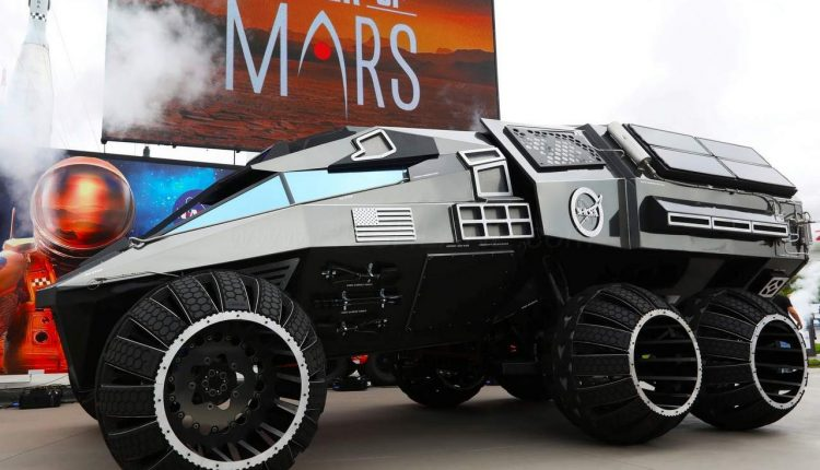 nasa mars rover concept 1