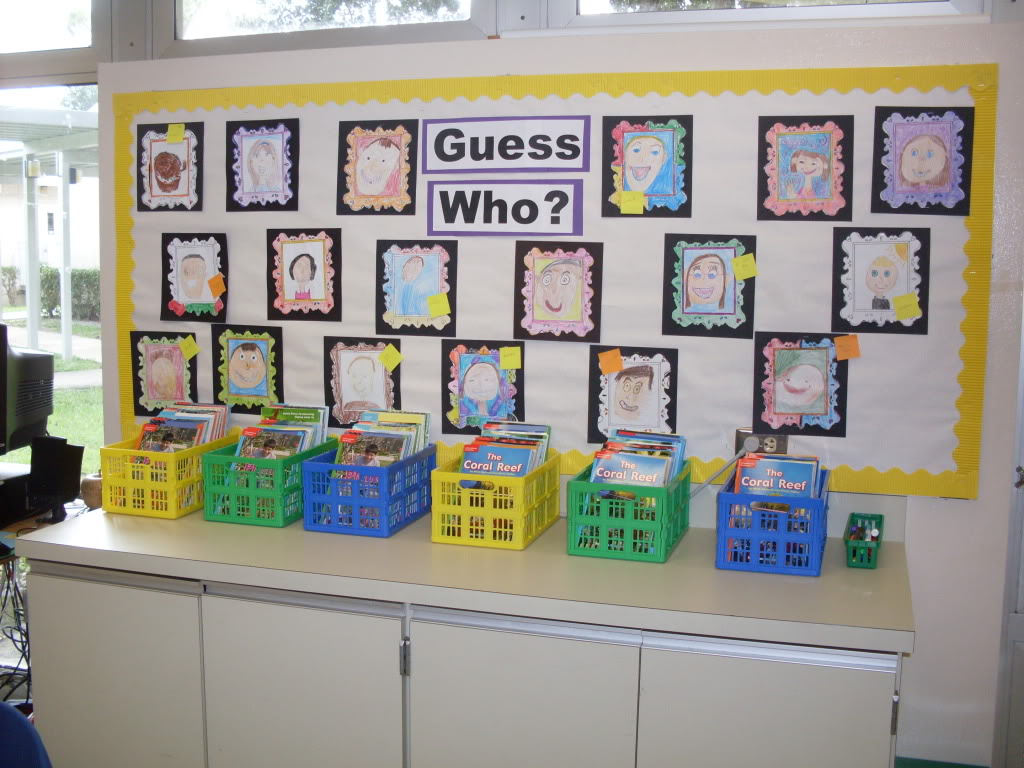 Easy Back To School Bulletin Board Ideas