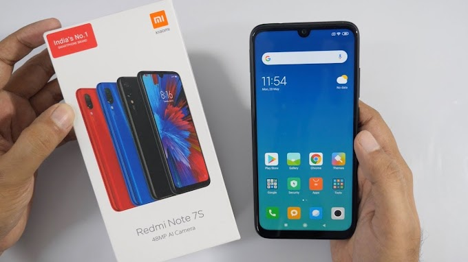 Xiaomi launches Redmi Note 7S with a 48MP camera - Full specifications and Pricing
