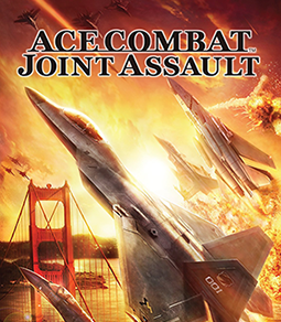 Download Ace Combat Joint Assault For PPSSPP Update Android