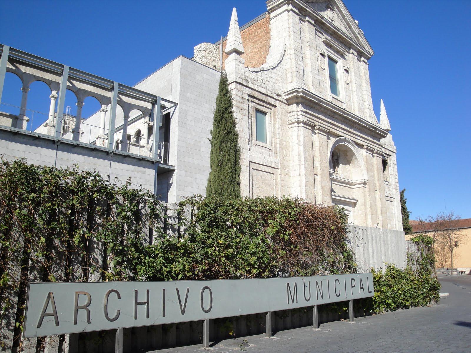El Archivo Histórico Municipal de Valladolid