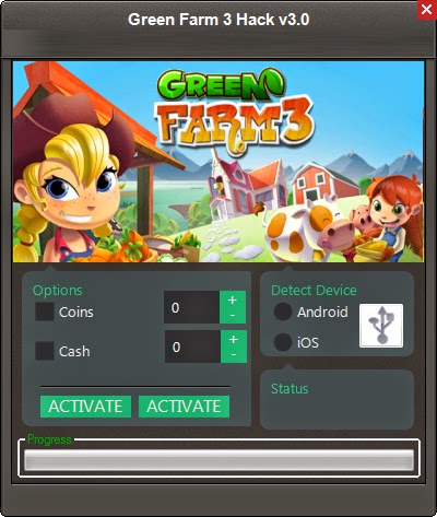 Green Farm 3 Hack Tool (Android/iOS) ~ Free Hacks and Cheats