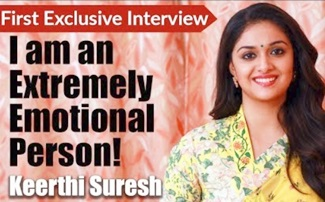 First Exclusive Interview | Keerthi Suresh | Nadigaiyar Thilagam