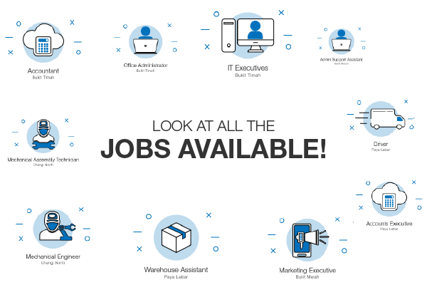 New Jobs Available!
