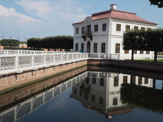 Петергоф, дворец Марли (Peterhof, Marly Palace)