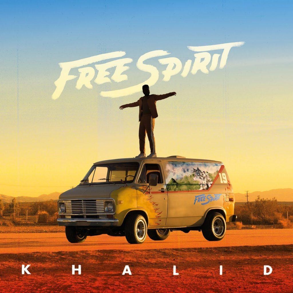 Image result for ALBUM: Khalid - free spirit (Zip File)