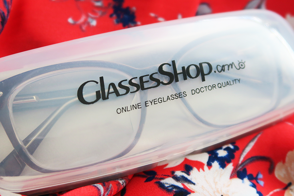 Glasses case from GlassesShop