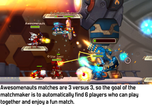 Heroes of the storm matchmaking algorithm