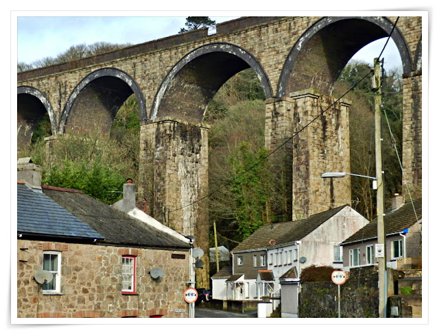 Trenance Viaduct, Cornwall