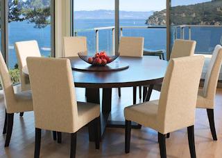 Tips Memilih Meja Makan Untuk Rumah Minimalis