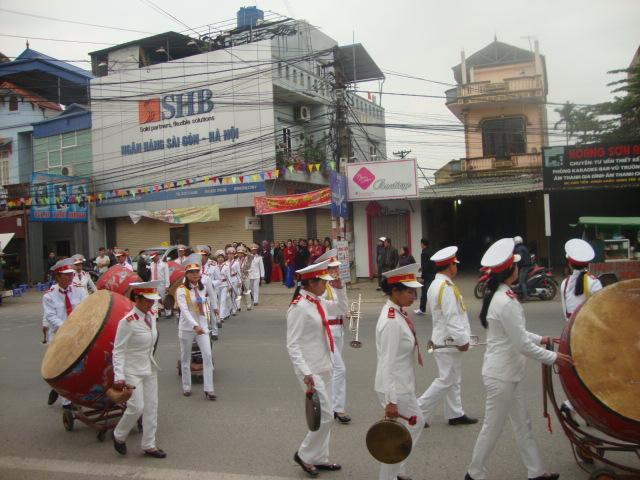 Lễ hội Mùa xuân Họ Dương Việt Nam 2016 -Tại Bắc Ninh