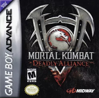Mortal Kombat: Deadly Alliance ( BR ) [ GBA ]