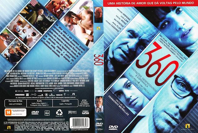 Capa DVD 360