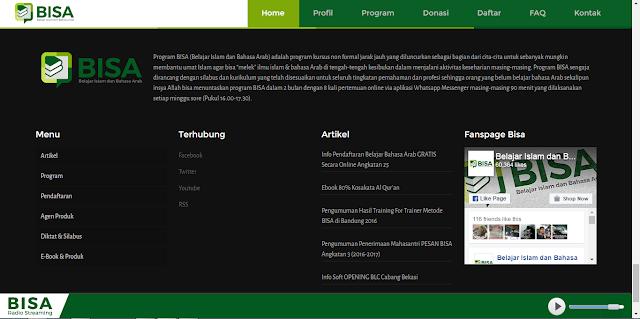Info Pendaftaran Belajar Bahasa Arab GRATIS Secara Online Angkatan 25