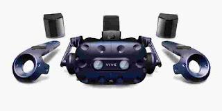 نظام العالم الافتراضى HTC Vive
