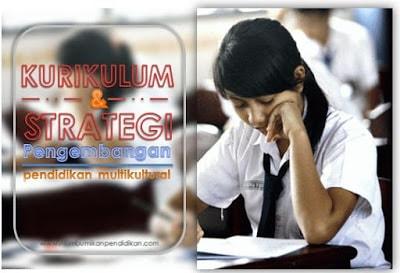 Kurikulum dan Strategi Pengembangan Pendidikan Multikultural