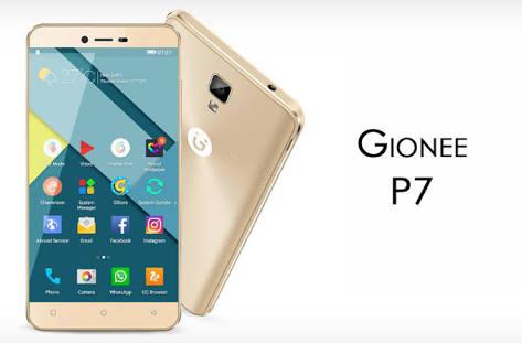 Gionee P7