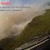 VIDEO: Από το cockpit στη μάχη της κατάσβεσης της φωτιάς στη Λίμνη Ευβοίας