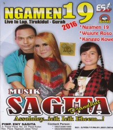 Sagita Album Ngamen 19 2016