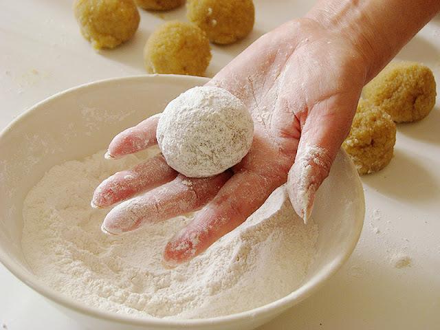 Macaron italien