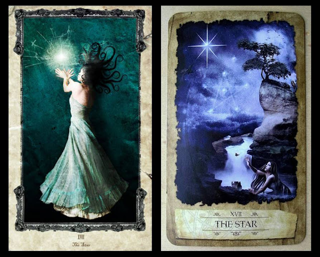 The Occult ...: The Star: The Card Of Hope