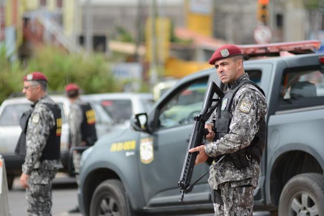 Queda de homicídios no Brasil