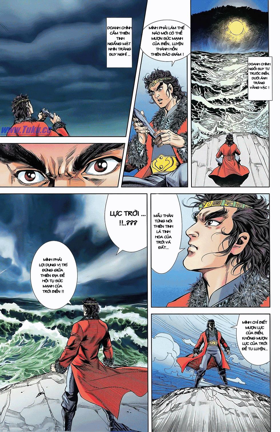 Tần Vương Doanh Chính chapter 7 trang 27