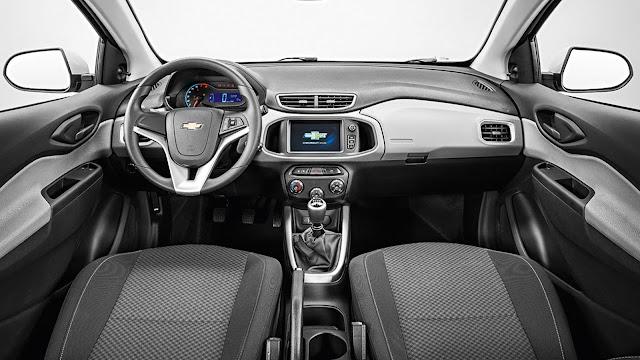 Lanzamiento Chevrolet Onix Y Prisma My2018 Autoblog Uruguay