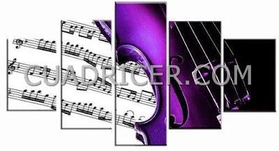 http://www.cuadricer.com/cuadros-pintados-a-mano-por-temas/cuadros-musica/cuadros-modernos-violin-morado-violeta-blanco-negro-1829mc.html