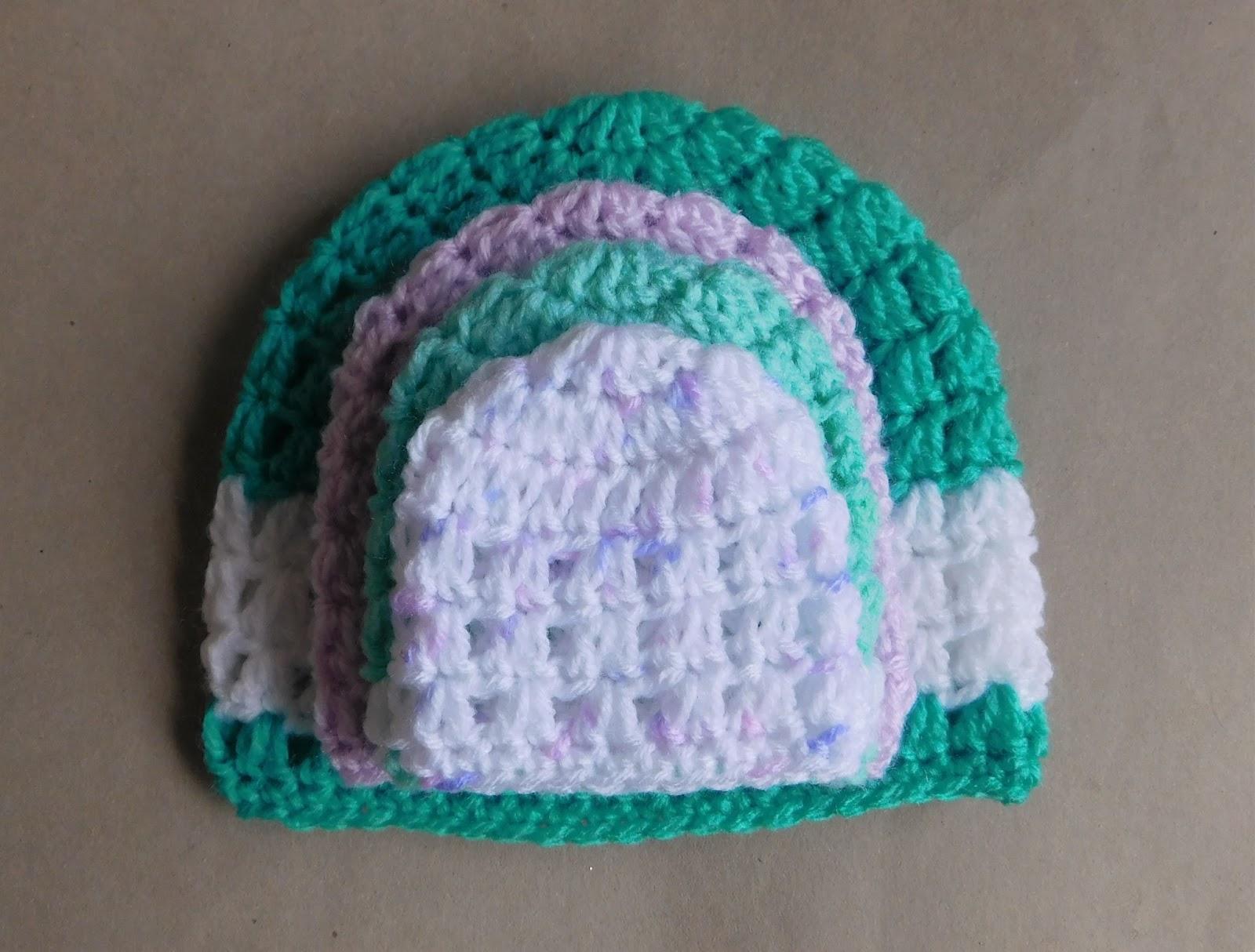 Daisy Crochet Baby Hat Pattern : mariannas lazy daisy days: Valerie - Crochet Baby Hat