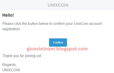 phân tích ICO Unixcoin