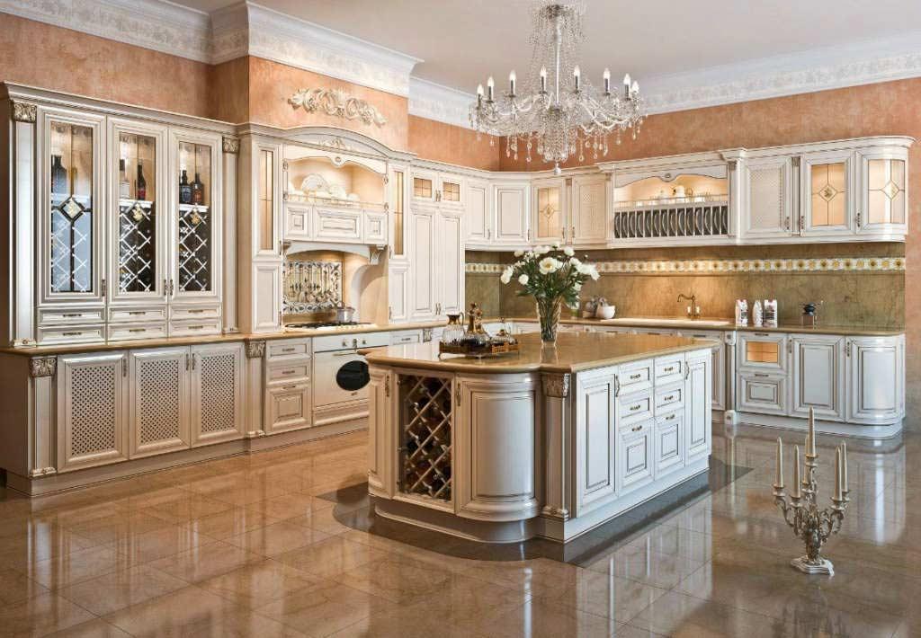 Luxury Italian Kitchen Decor 2019