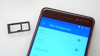 Nokia 6 SIM Settings