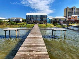 Gulf Shores Alabama Beach Condominium For Sale, Sunset