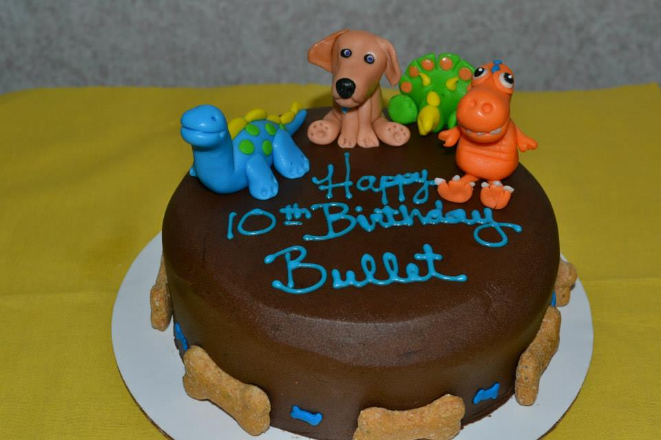 A Cake From The Grateful Dog Bakery Photo Credit