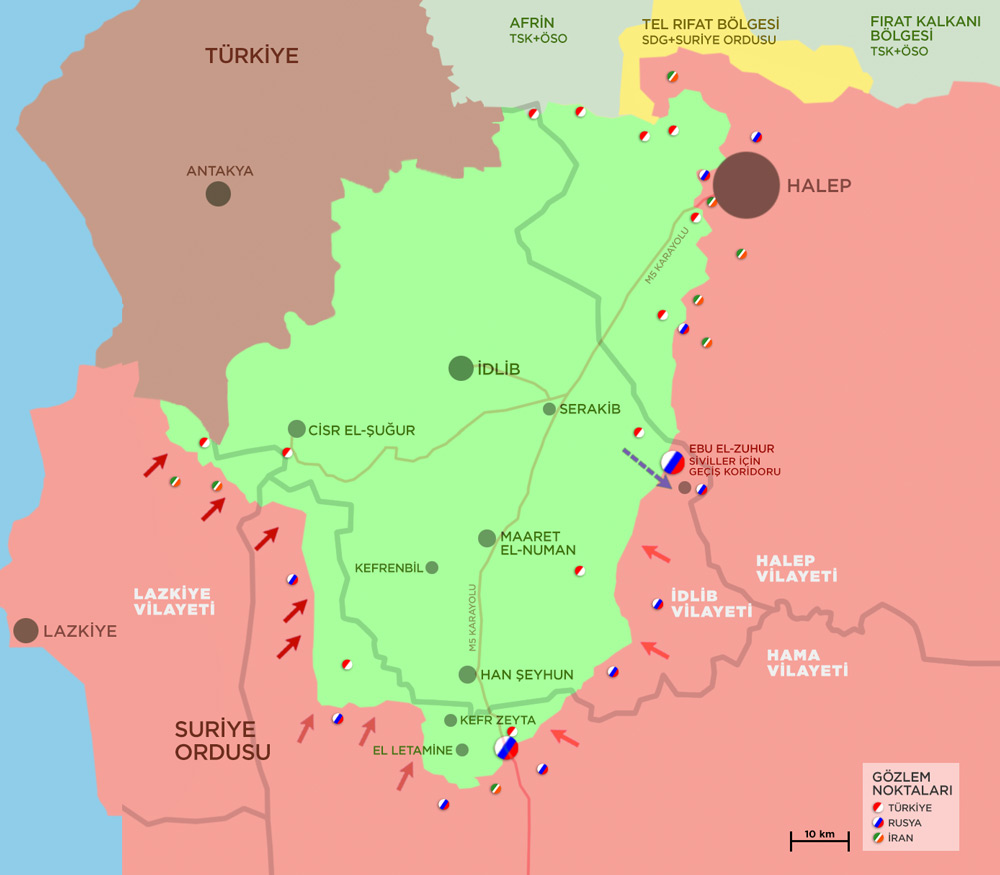 ÖSO Sözcüsü El İdlibi: Gerekirse cihatçılarla savaşırız 30