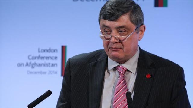 Rusia: Es hora de que Estados Unidos se vaya de Afganistán