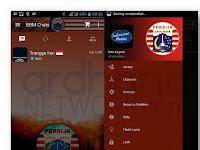 BBM MOD Persija New Versi 2.10.0.35 APK + Kumpulan BBM MOD 3.2.0.6 Full Modifikasi Terbaru