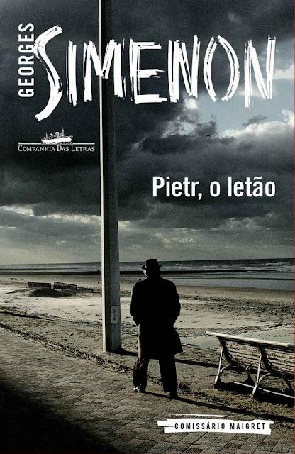 Pietr, o letão - Georges Simenon