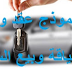 نموذج عقد وكالة سياقة وبيع السيارة