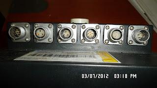 Hộp đo tải trọng cẩu bánh xích QUY50