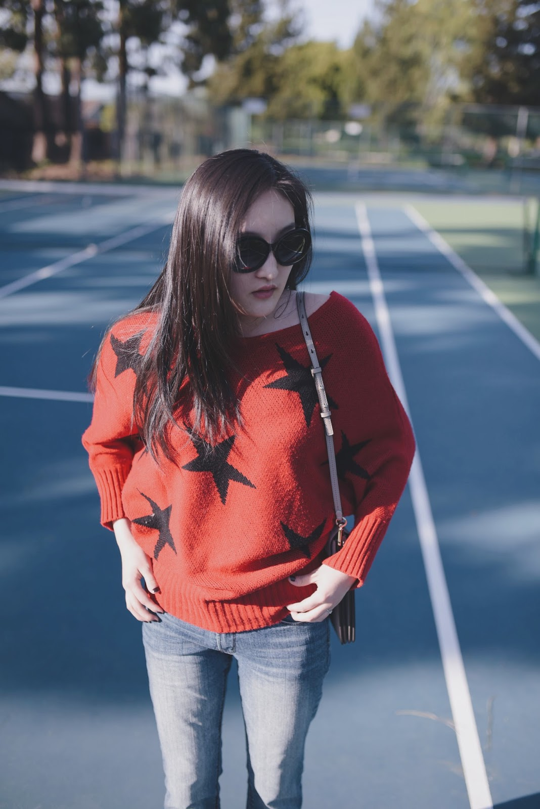 THE STAR SWEATER | AESTE BLANC