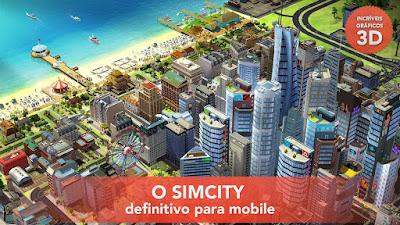 SimCity BuildIt v1.13.9.45138 APk Mod (Mod MOney)